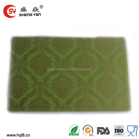 2014 FDA/LFGB colorful kitchen silicone baking mats