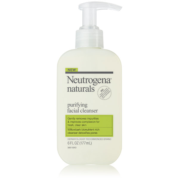 Neutrogena natural Facial Cleanser