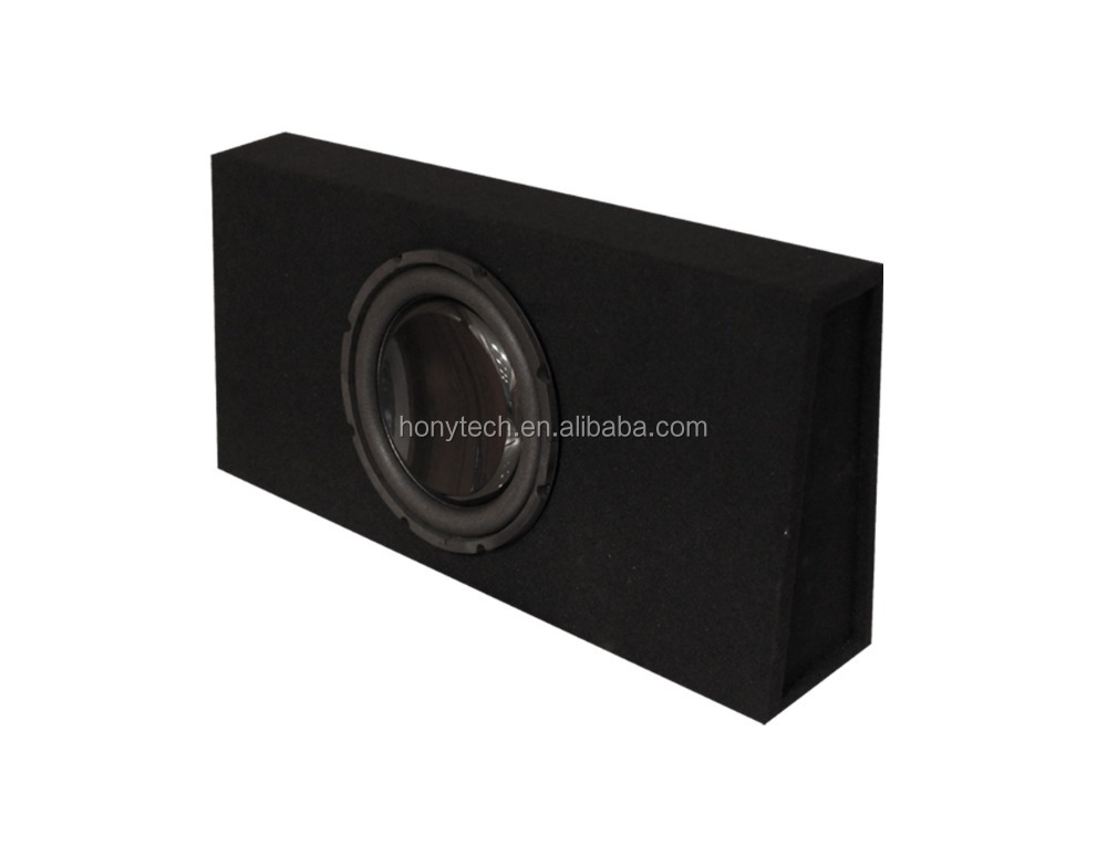 Car Speaker 600RMS Car Powered Enclosed Subwoofer