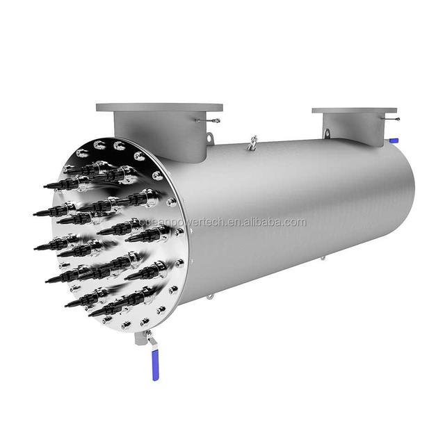 UV swimming pool sterilizer / UV water park sterilizer / fish farm pond UV sterilizer with professional calculation