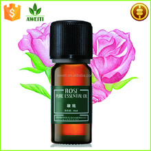 Best Quality Aromatherapy Pure Rose Essential Oil for Skin Care