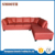 Classic living room furniture hot sales corner sofa