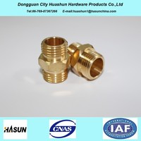 reliable and high quality brass hydraulic pipe fitting