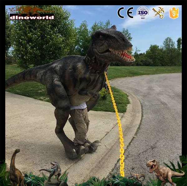 DW-0220 artificial realistic dinosaur costume