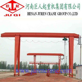 universal gantry crane specification