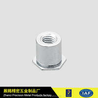 factory wholesale thru- hole self clinching standoffs threaded fasteners for ventilator/ air-condition