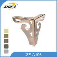 ZHIFA ZF-A106 competitive price table tops and legs, decorative table legs, unfinished wood table legs
