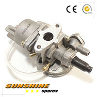 13mm carburetor for 2 stroke 47 49cc mini dirt bike and pocket bike