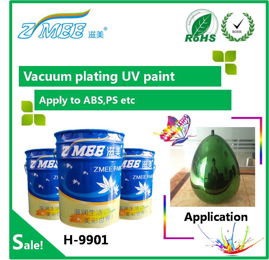 H-9901 Vacuum plating UV paint (Primers)/Uv curing coating