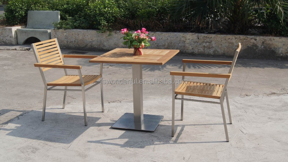 WF-2105 outdoor teak wooden furniture