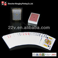 Lamination playing cards, Lamination poker cards with good quality & pro service