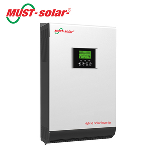 Intelligent WIFI 5000W 5KW PV System Grid Tie Solar Power Micro Inverter with power factor 1.0