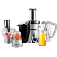 Good quality innovative multipurpose food processor with multi-functions and European certificates VL-5888B-8