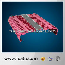 OEM aluminium extrusioned case