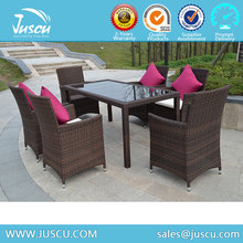All Weather Rattan Dining Sets with Filter Cushions