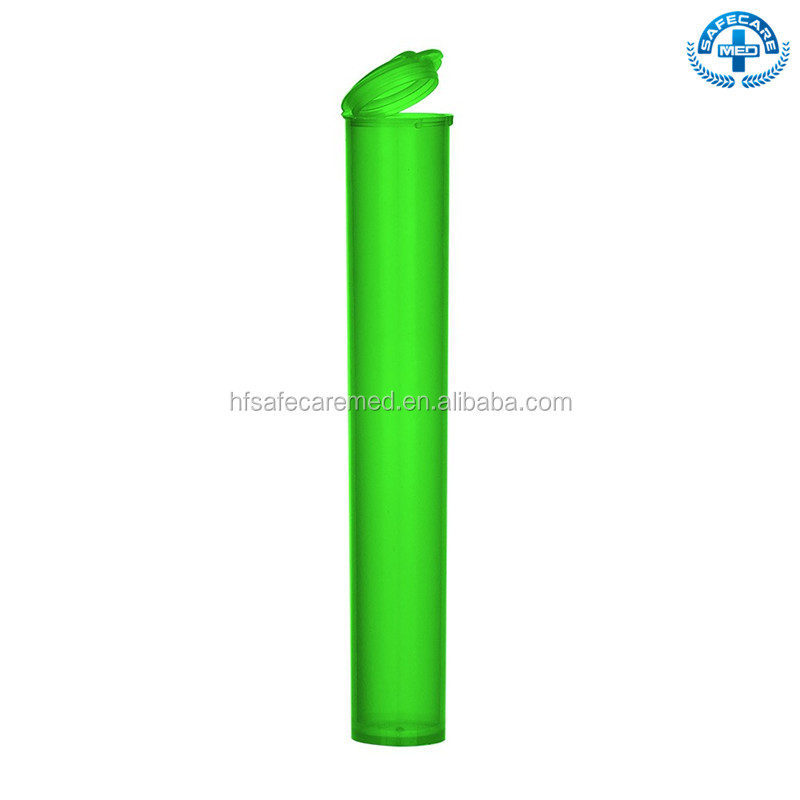 Green King Size Pop Top Style 120mm Doob J Tube