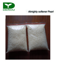 Chinese supplier low price textile chemical agent Almighty softener Pearl for cotton, linen, chemical fiber and blended fabric