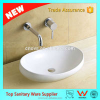 china manufacturer washing basin for hotel bathroom custom desing