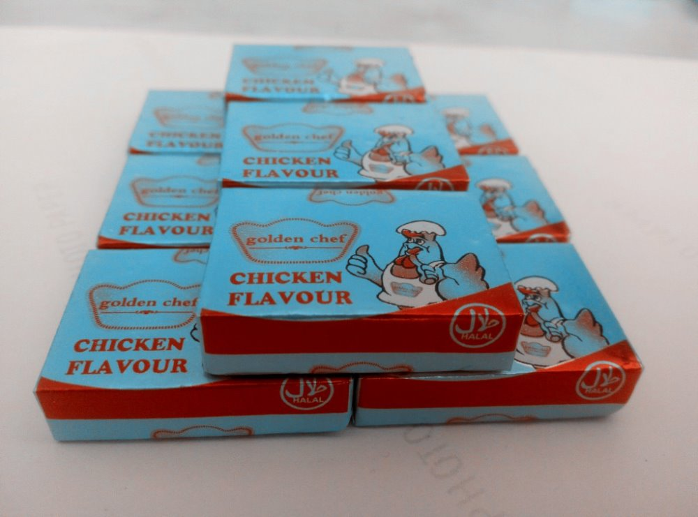Low price Chicken/Beef Bouillon Cubes 4g/10g OEM