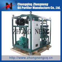 Transformer Oil Purifier/Recycling/Filtration/Regeneration/Treatment With Cabinet and Vacuum Pump and Infrared System