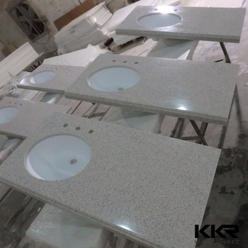 cheap bathroom artificial stone antique bathroom vanity