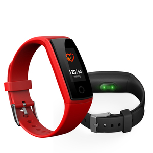 intelligent health wristband heart rate bluetooth blood pressure control smart bracelet