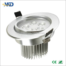 Alibaba top sell 3W 5W 7W 9W 12W 15W 18W led ceiling spot down light 3 years warranty high power recessed led ceiling light