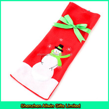 Christmas Decorations Wine Bottle Bag Snowman Festive Holiday Christmas Gifts Bags
