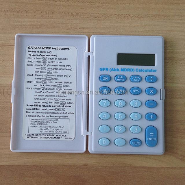 medical calculator high quality BMI calculator for health gift functional calculator
