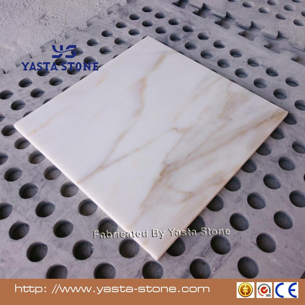 Marble Flooring Wholesale : Wholesale gold calacatta marble floor tile slab buy
