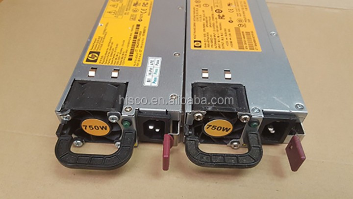 100%working For HP 511778-001 506821-001 506822-101 506822-201 HSTNS-PD18 DPS-750RB A 750W Power Supply