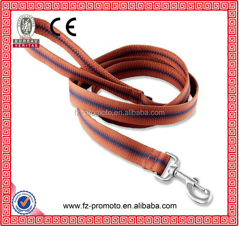 Promotional pet collar and dog leash