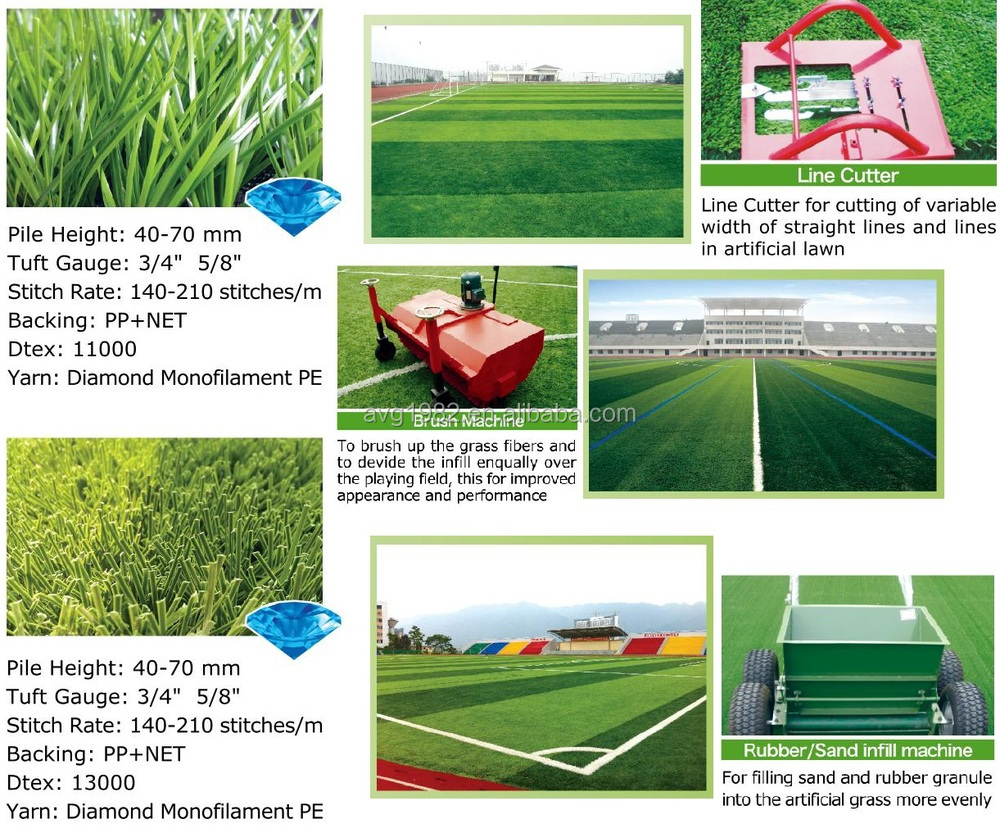 wholesale artificial turf for football field