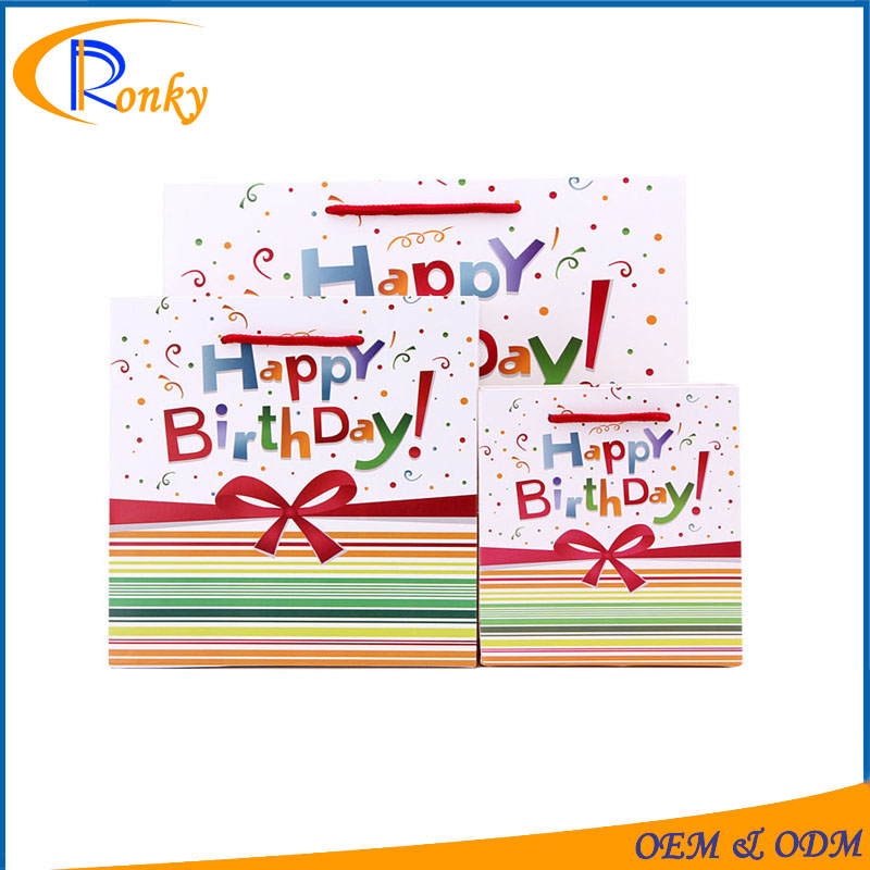 Colorful kids birthday party ideas goodie bags designs come in handy