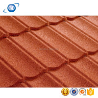 GKR-NC20 New Wave Colorful Stone Metal Roofing Tiles/Roofing Sheet Supplier