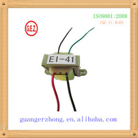 Chinese manufacturer transformer 230vac to 24vac