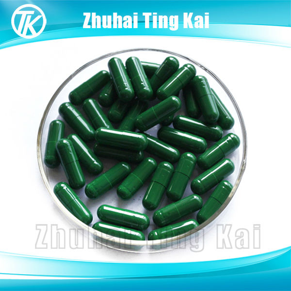 edible vegetable empty vending capsules
