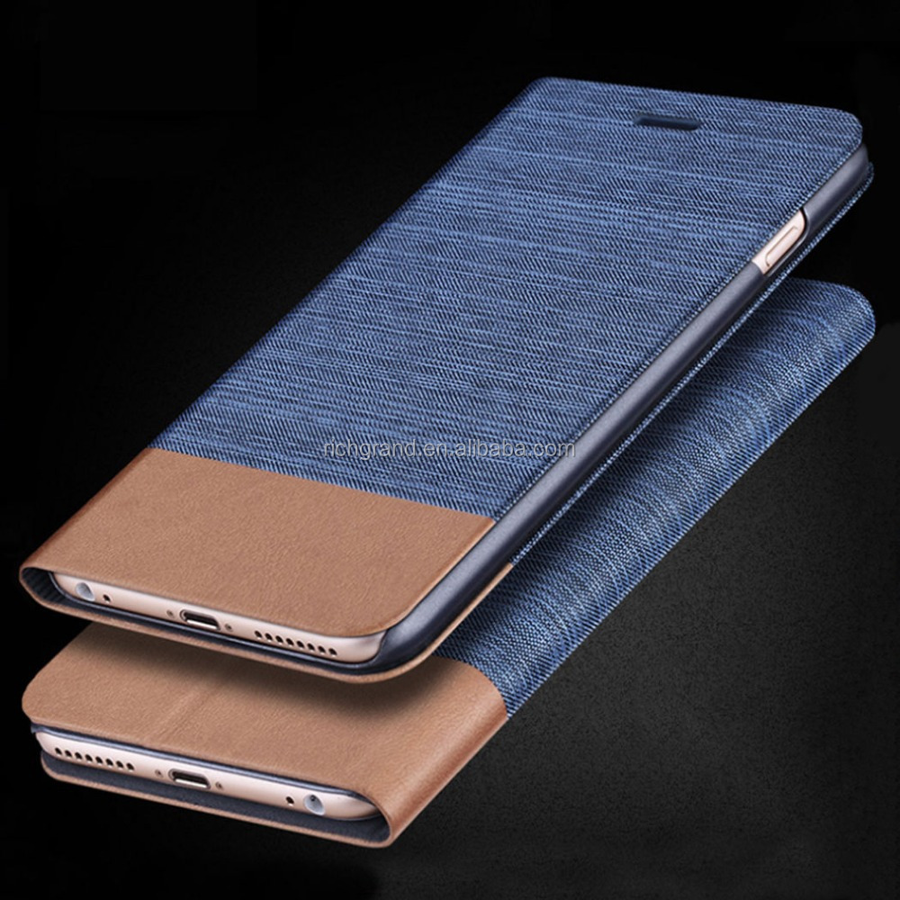 Slim Flip Leather Wallet Case Cover With Card Holder For iPhone 5 5S 6G 6Plus 6s/PLUS Pouch