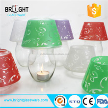Clear Frosted Glass Lamp shades for Pendant Lighting/ Table Lamps