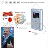 low level laser therapy instrument for rhinitis from china