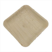 eco friendly disposable biodegradable areca palm leaf <strong>plate</strong>