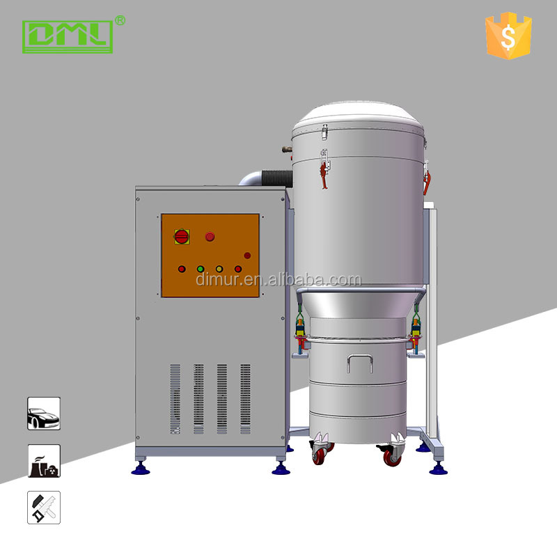 CE approved cement dust vacuum cleaner system industrial concrete vacuum