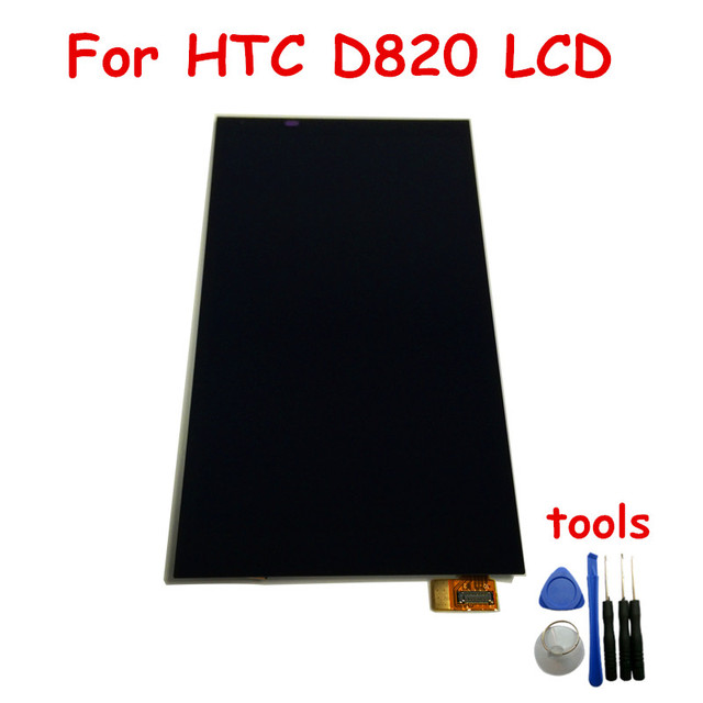 5.5 Inches LCD For HTC Desire 820 D820 LCD Display Touch Screen with Digitizer Assembly + Free Tools replacement Black