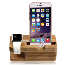 2015 new charger for apple watch phone accessory,hot sale Charger for apple watch stand,Wood / Bamboo adapter for apple watch