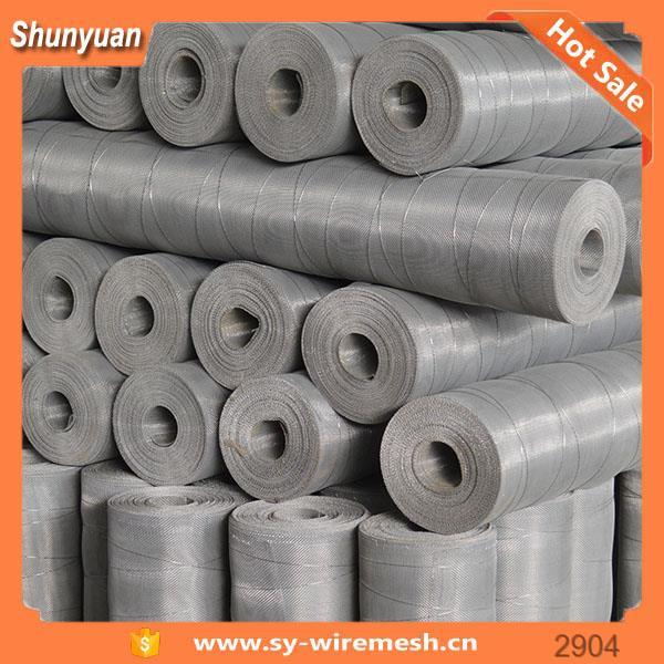 ISO Aluminium insect Screen/Window Screen Wire Mesh
