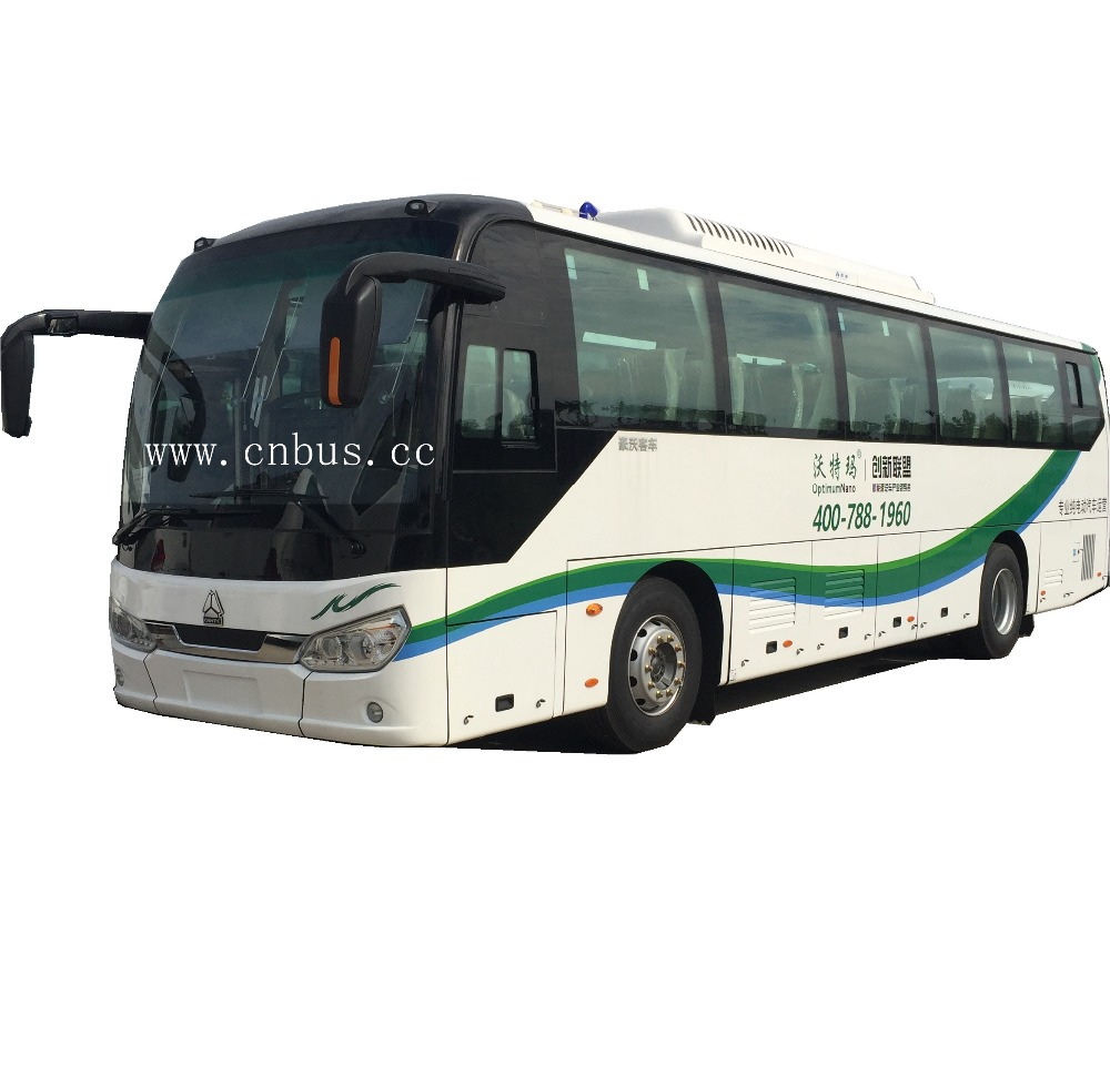 Pure battery power electric high speed express way coach bus price