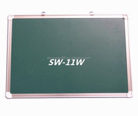 Supply school and office magnetic green chalkboard