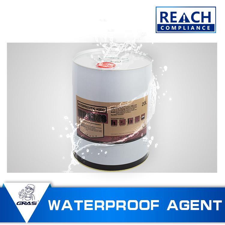 WP1358 High efficiency silicone waterproof paint for construction