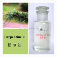 hot sale pure turpentine oil in chemical