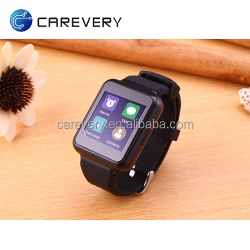 Android 3G smart watch phone build in WIFI GPS Bluetooth Smartwatch Mobile Phone android 4.4 OS